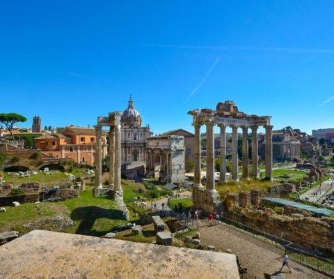 Roma accessibile: alla scoperta della città eterna in carrozzina