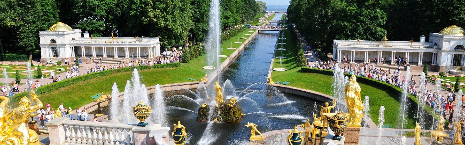 Russia – San Pietroburgo – Tour Senza Barriere nella Venezia del Nord