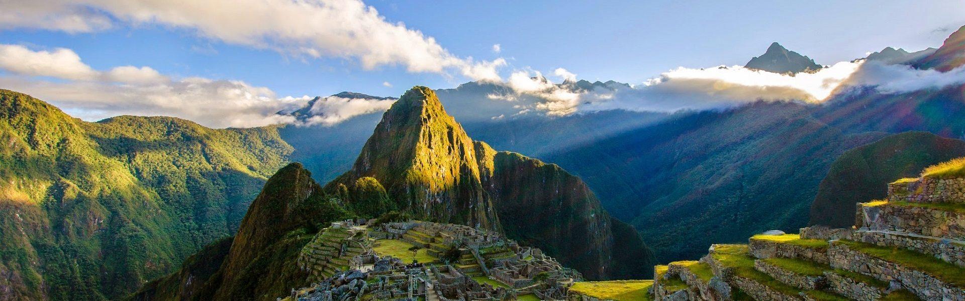 PERU' – AVVENTURA PERUVIANA IN CARROZZINA