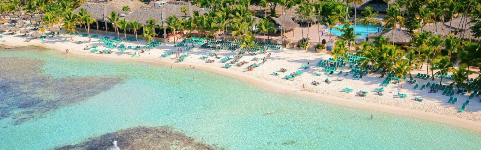 Santo Domingo – Resort Senza Barriere su Spiaggia di Corallo Bianco