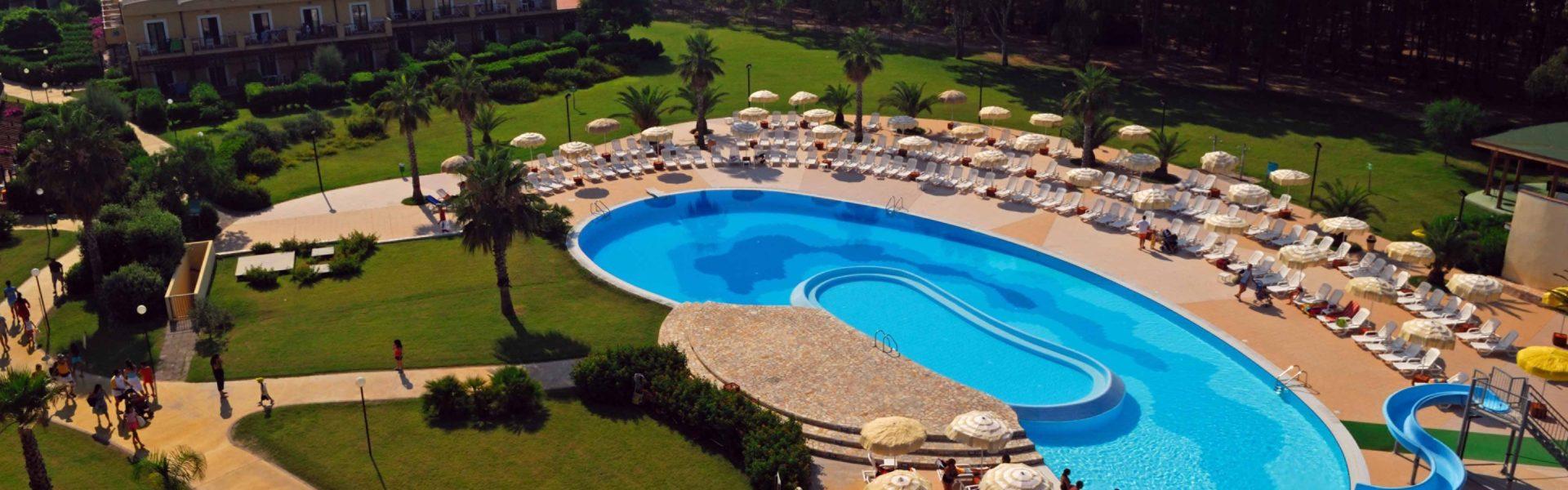 Calabria – Villaggio Accessibile su una magnifica spiaggia del mar Jonio